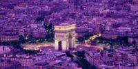 Париж – шестдневна – самолет